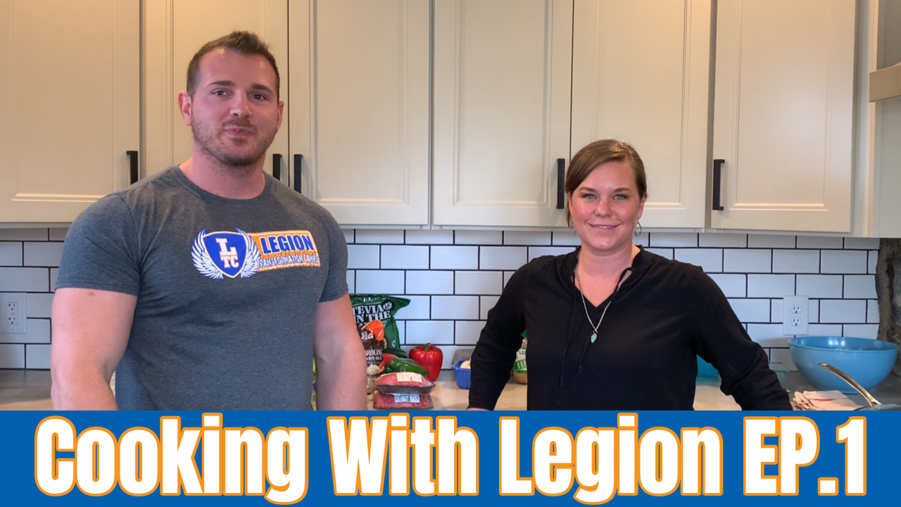 Cooking With Legion EP. 1
